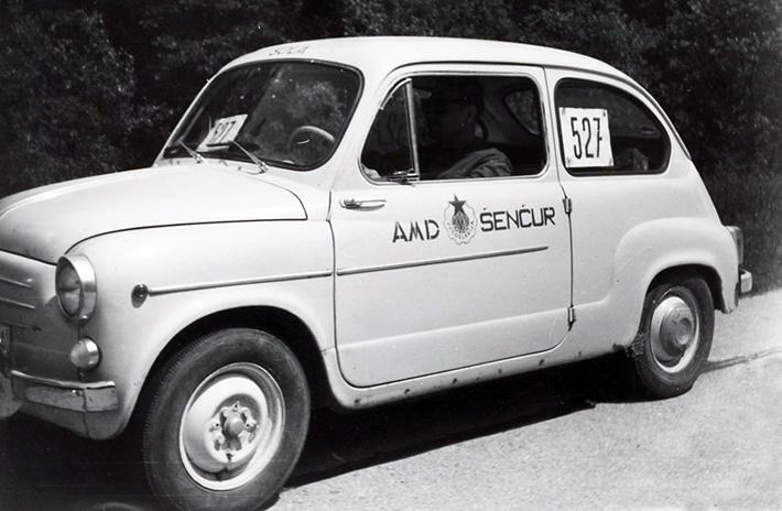 Prva učna vozila AMD Šenčur